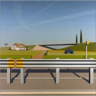 Road Side, by Paul Cummings