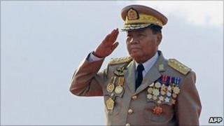 Gen Than Shwe