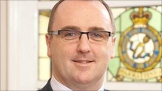 David Christian, Douglas Borough Council leader