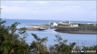 Drummore Harbour