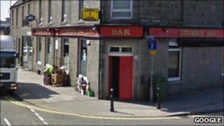 Pittodrie Bar, King Street, Aberdeen [Pic: Google]