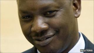 Thomas Lubanga