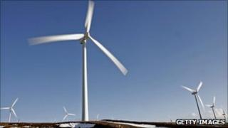 Braes of Doune windfarm