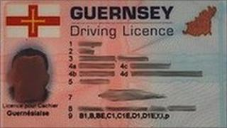 Guernsey driving licence