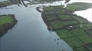 Fermanagh flooding