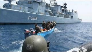 EU naval force, Somalia