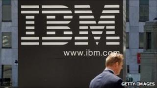IBM building in Chicago