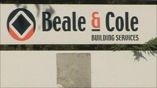 Beale & Cole sign