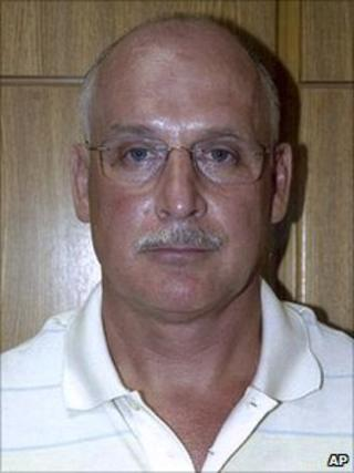 Alleged spy Christopher Metsos