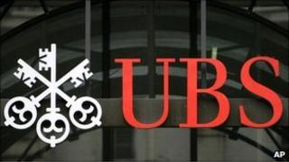 UBS offices in London