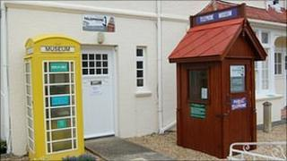 Guernsey Telephone Museum