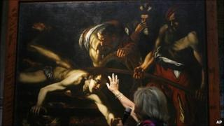 """Martyrdom of St Lawrence is unveiled"