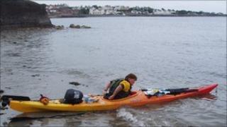 Kayak challenge