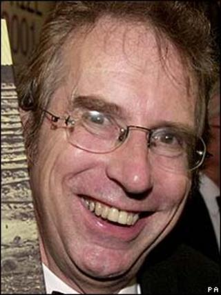 Peter Carey, pictured in 2001