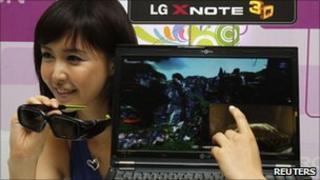 LG's new 3D computer