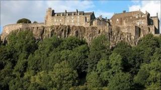 Stirling Castle/Udiscovered Scotland