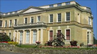 Northwood House in Cowes