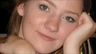 Leah Ingham, who was murdered in Wrexham