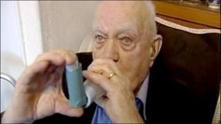 Ex-slate worker Ted Oliver, 93