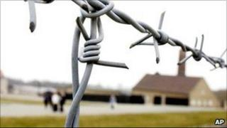Buchenwald camp (file image)