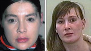 Suzanne Blamires, left, and Shelley Armitage