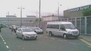 Edinburgh Airport (Pic: Morag Kinniburgh)