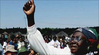 Sabina Mugabe (file photo)