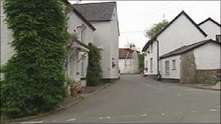 Llancarfan village (generic)