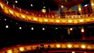 Jersey Opera House interior