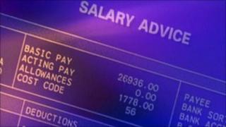 Wage slip generic