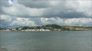 Dundrum bay (Picture by Peter Breene)