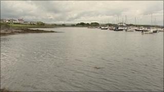 Groomsport harbour