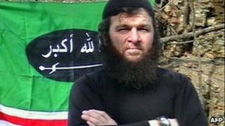 Doku Umarov (file image)