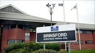 Brinsford Young Offenders Institution