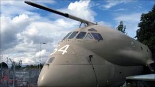 Nimrod at Highland Aviation Museum