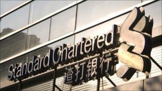 Standard Chartered, Shanghai