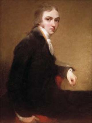 Thomas Lawrence self-portrait