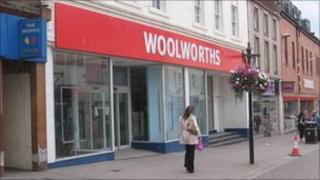 Woolworths in Dumfries