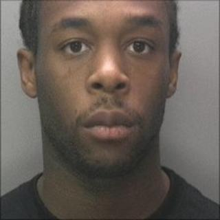 Nathaniel Belgrave who was found guilty of raping a woman in Coventry
