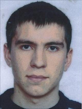 Dmytro Shepel