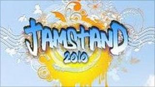 Jamstand 2010 logo from Jamstand