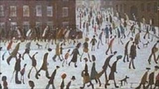Mill Street Scene