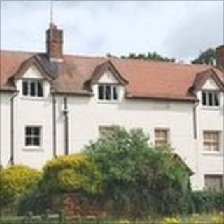 Upton Lodge Farm House