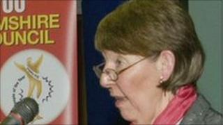 Councillor Kay Cutts