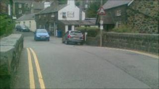 Pont y Pentre, Llanfairfechan (pic - Julia Harrison)