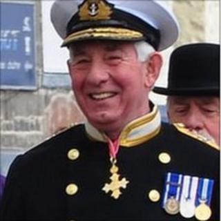 Sir Fabian Malbon