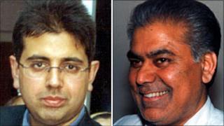 Rajinder Singh and Amarjit Singh