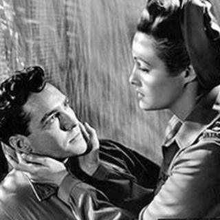 Patricia Neal and Richard Todd in The Hasty Heart