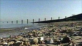 North Kent coastline
