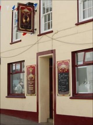 The Coronation Inn in Alderney